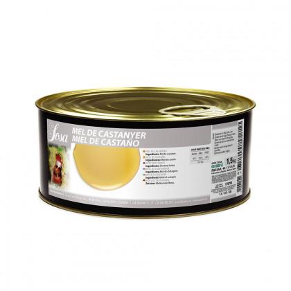 Miel de Castaño (1,5kg), Sosa