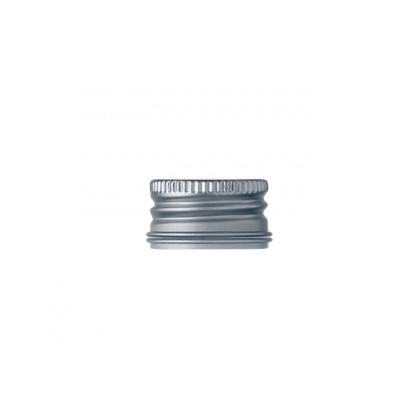 Tapón aluminio para botella Ampolia - 100 unidades, Comatec