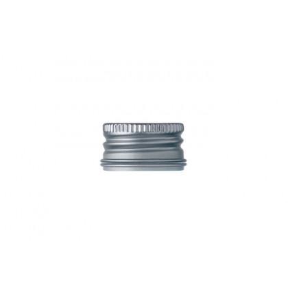 Tapón aluminio para botellas Sfera, Square y Vinea - 100 unidades, Comatec