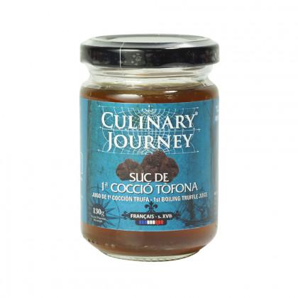 Jugo de 1a Cocción de Trufa (130g), Culinary Journey