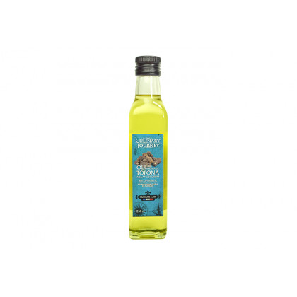 Aceite con Aroma de Trufa Melanosporum (250ml), Culinary Journey