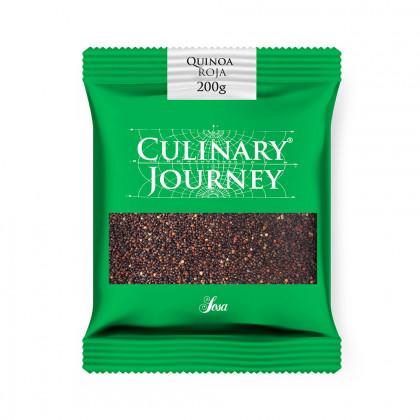 Quinoa Roja Bio (200g), Culinary Journey