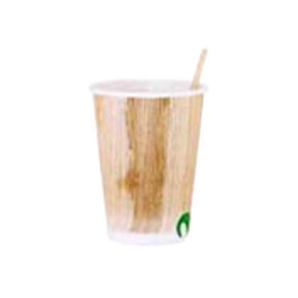 Vaso gobelet palmier 20cl 500u. Bio Line