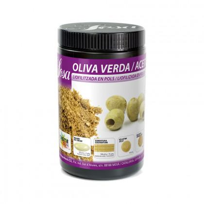 Harina de Oliva Verde Liofilizada (400g), Sosa
