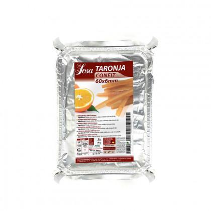Naranja a Tiras Confit (2kg), Sosa