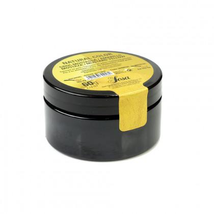 Colorante Natural Amarillo Mostaza en Polvo Hidrosoluble (60g), Sosa