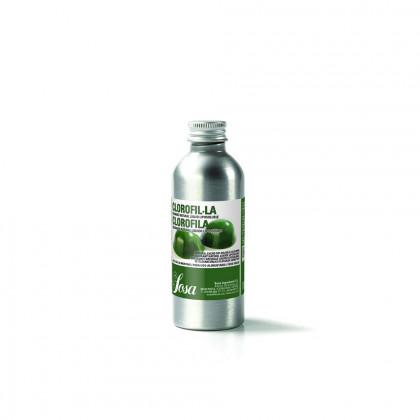 Colorante Natural Verde Clorofila Líquido Liposoluble (100g), Sosa