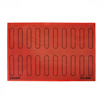 Tapete microperforado de silicona ECL20 Forosil Éclair (600x400mm), Pavoni