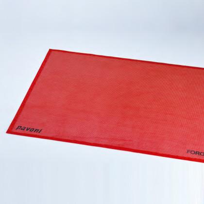 Tapete microperforado de silicona FOROSIL53 (520x315mm), Pavoni