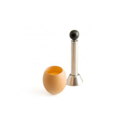 Abridor de huevos de gallina (h12cm), 100%Chef