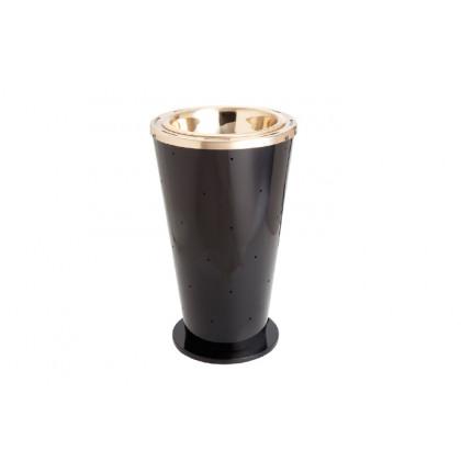 Cool Bar negro, helador de copas para USA (1400W 110V 60 Hz), 100%Chef