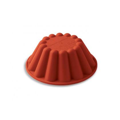 Molde de silicona SFT514 Baby Brioche (Ø140h50mm) BabyFlex, Silikomart