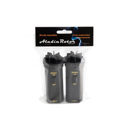 Aladín Rotor (recambio) - 2 unidades, 100%Chef