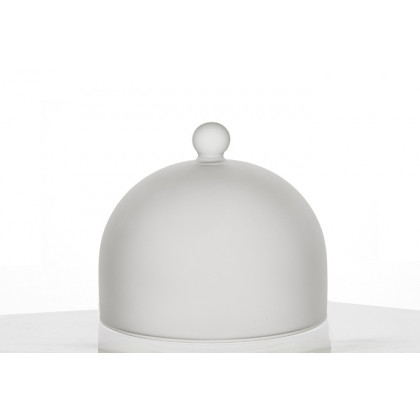 Campana Aladín Cover 14cm Snow sin válvula (Ø14xh14cm), 100%Chef
