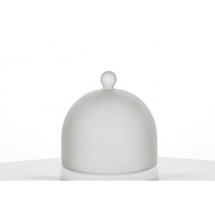Mini campana Aladín Cover 9cm Snow sin válvula (Ø9xh9cm), 100%Chef