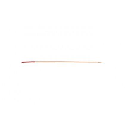 Brocheta Svelt XS rojo (90mm) - 100 unidades, 100%Chef