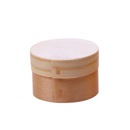 Quesera madera XS (Ø55xh35mm) - 10 unidades, 100%Chef