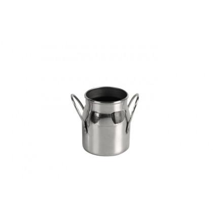 Lechera inox XS 100ml (Ø5xh6cm), 100%Chef