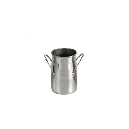 Lechera inox M 135ml (Ø5xh8cm), 100%Chef
