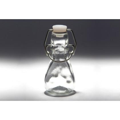 Mini botella gaseosa 60ml (Ø50x110mm) - 12 unidades, 100%Chef