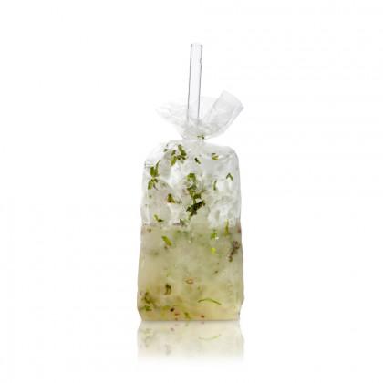 Bolsa Cocktail (8x5x24cm), 100%Chef - 100 unidades