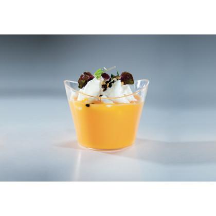 Vaso degustación Sphera 5cl transparente (Ø56xh43mm) - 100 unidades, 100%Chef