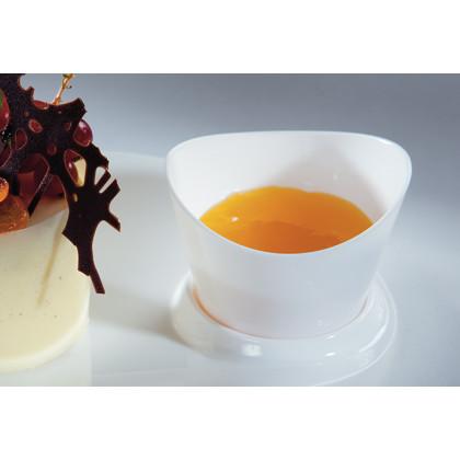 Vaso degustación Sphera 5cl blanco (Ø56xh43mm) - 100 unidades, 100%Chef