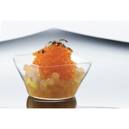 Vaso degustación Hola 5cl transparente (51x51xh33cm) - 120 unidades, 100%Chef