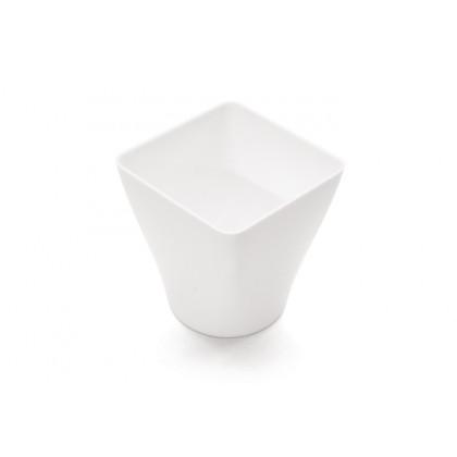 Vaso degustación Hola 9cl blanco (51x51xh55cm) - 96 unidades, 100%Chef