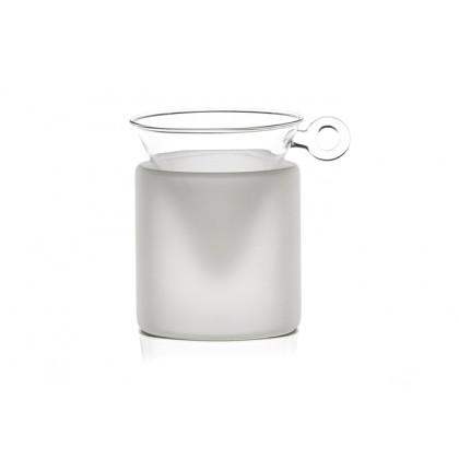 Copa Dry Freezer, copa con asa y base enfriadora (Ø9xh12cm), 100%Chef