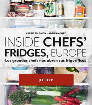 Inside Chefs Fridge