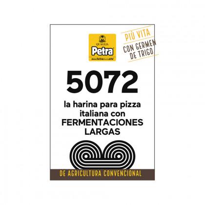 Harina Petra 5072 Piú vita (12,5kg), Molino Quaglia