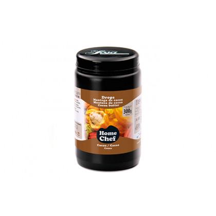 Drops Manteca de Cacao (300g), Home Chef