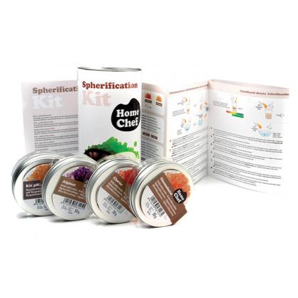 Kit de Esferificación (Ingredientes), Home Chef