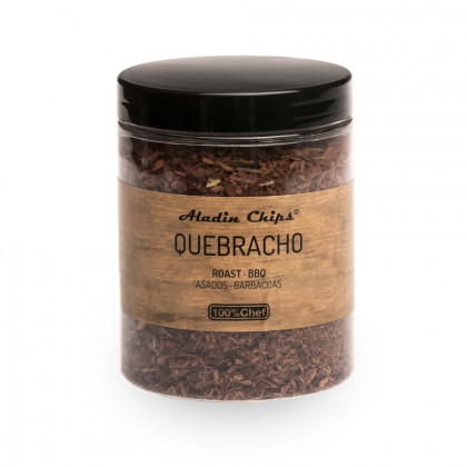 Aladin Chips Quebracho (80g), 100%Chef