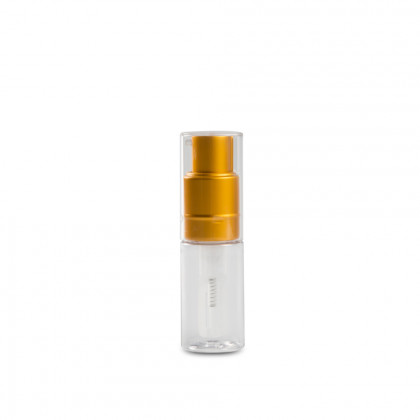 Spray para polvo cabezal dorado (30ml), 100%Chef - 10 unidades