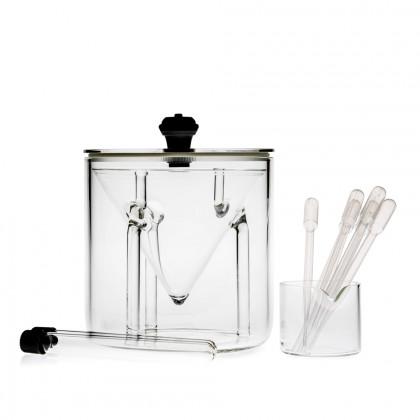 Kit de Destilación al Vacío para Microondas, 100%Chef