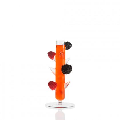 Vaso Blackberry Stem Mini (50ml), 100%Chef - 2 unidades
