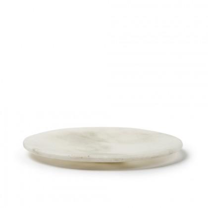 Plato blanco Canto Fino XS (Ø25x3cm), 100%Chef
