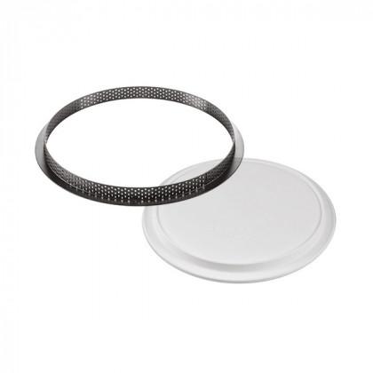 Kit molde para tarta redondo ø250mm, Silikomart