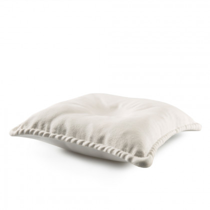 Plato The Pillow (24x24x7cm), 100%Chef - 2 unidades