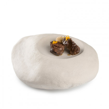 Plato Big Rock (22x19x8cm), 100%Chef
