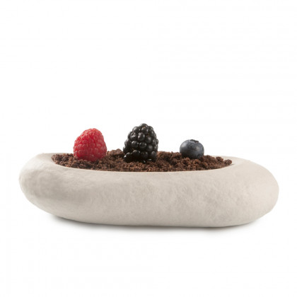 Plato Small Rock (22x10x6cm), 100%Chef