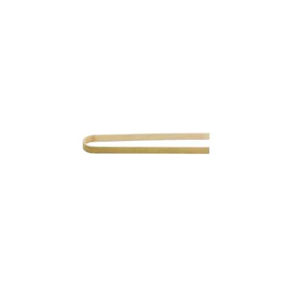 Pinza sushi bambú 120mm 200u. Bio Line