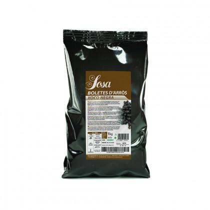 Bolitas de Arroz recubiertas de Chocolate Negro (1kg), Sosa