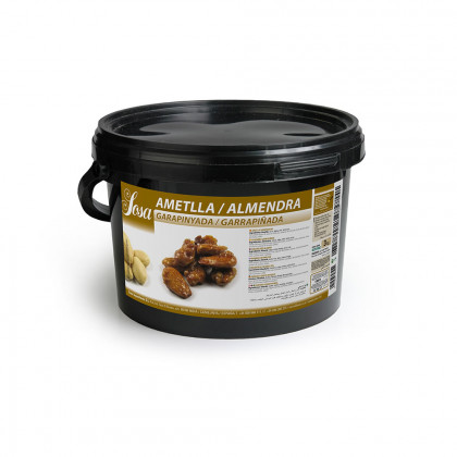 Almendra Garrapiñada (3kg), Sosa