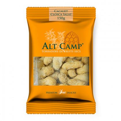 Cacahuetes con Cáscara Salados (150g), Alt Camp