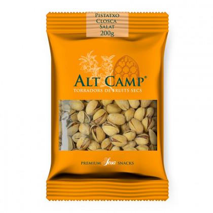 Pistachos Tostados Salados con Cáscara (200g), Alt Camp