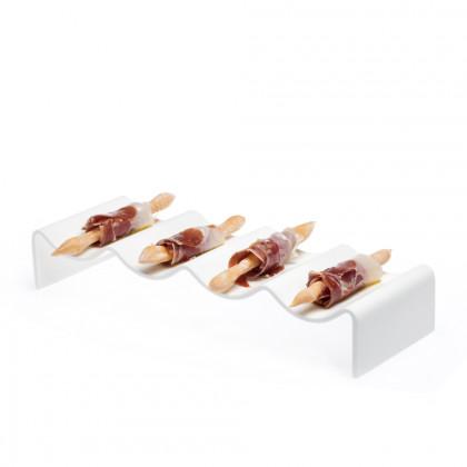 Soporte Wave Baguette 4 (29,5x10x5cm), 100%Chef