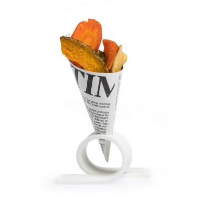 Soporte Spring Cone (9x6x4,5cm), 100%Chef